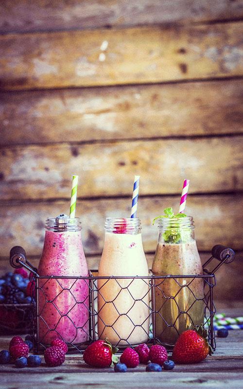 7 tendencias healthy smoothies
